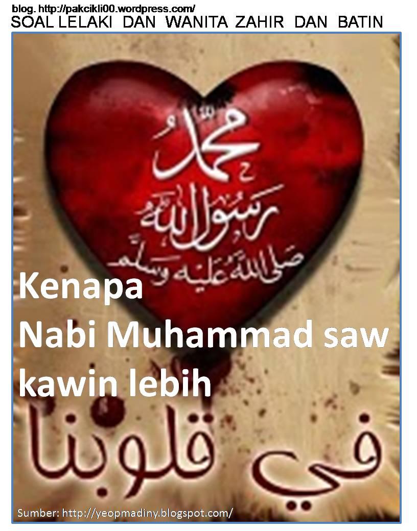 816 x 1040 · 98 kB · jpeg, Kenapa-nabi-muhammad-saw-kawin-lebih.jpg
