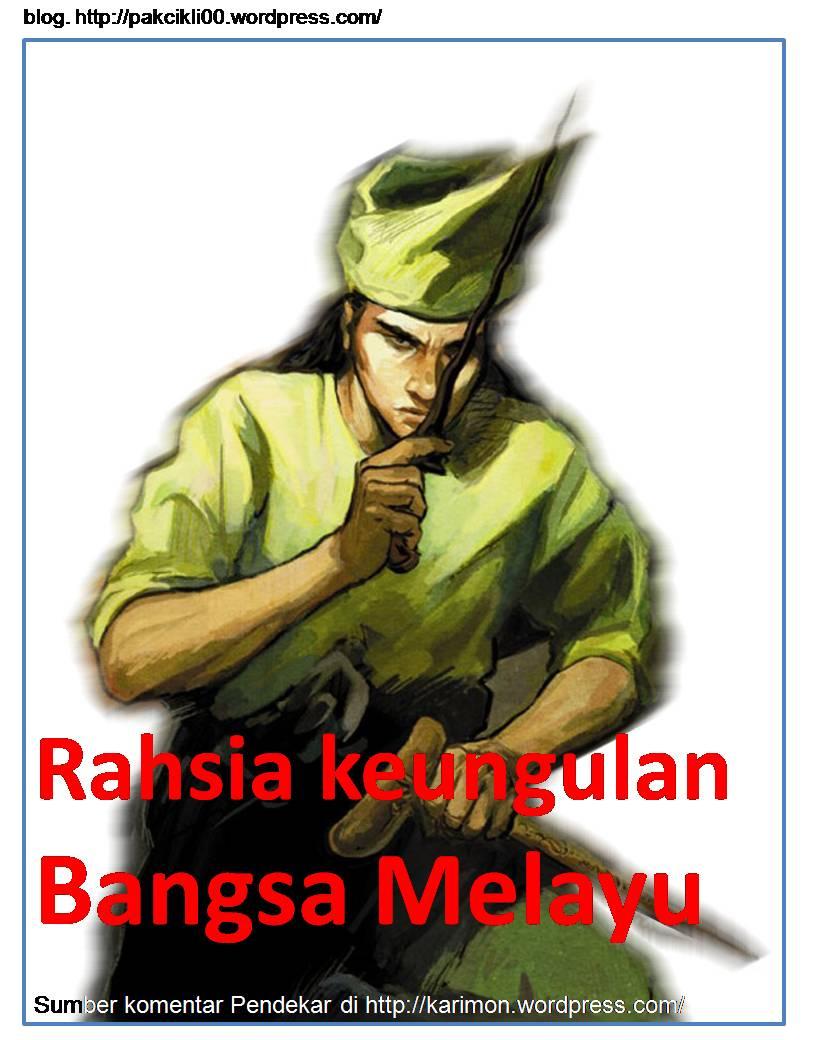 Rahsia Keungulan Bangsa Melayu Jalan Akhirat