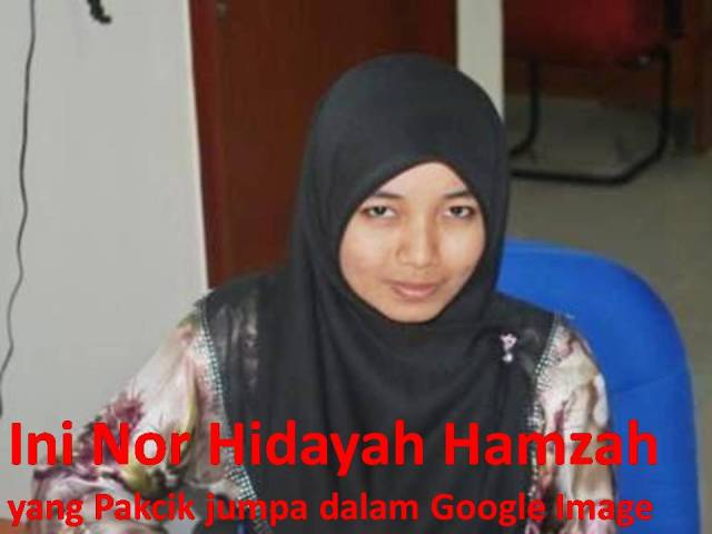 Ini Nor Hidayah Hamzah
