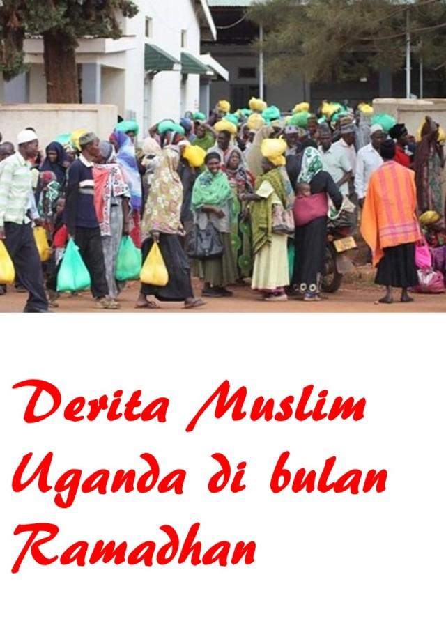 Derita muslim uganda