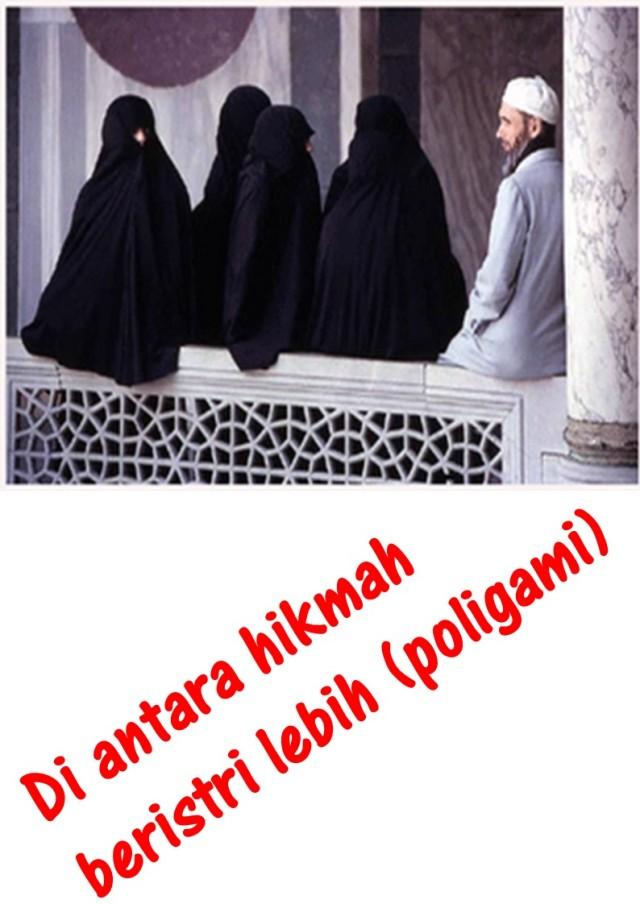 Di antara hikmah poligami