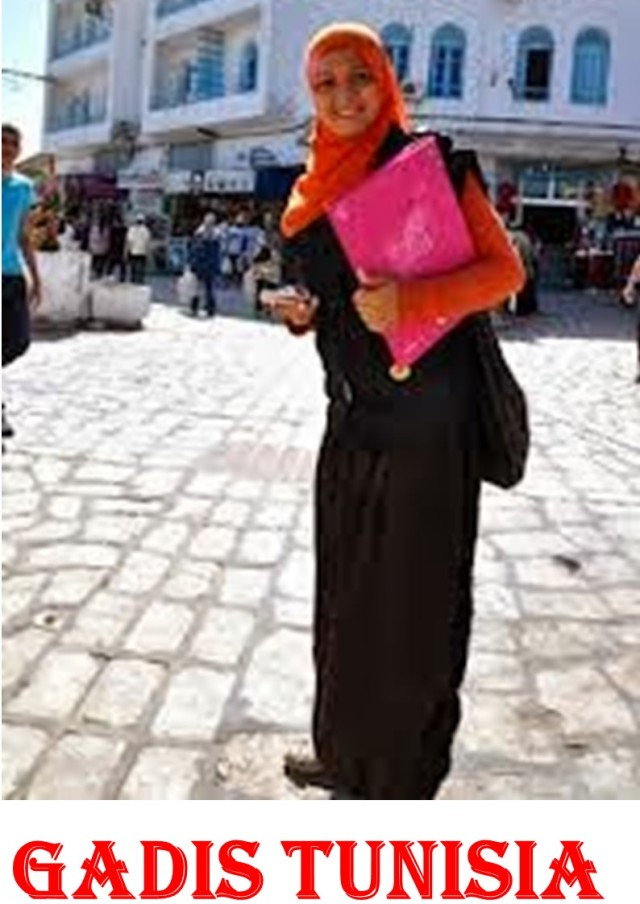 Gadis tunisia