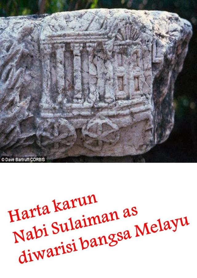 Harta karun Nabi Sulaiman as