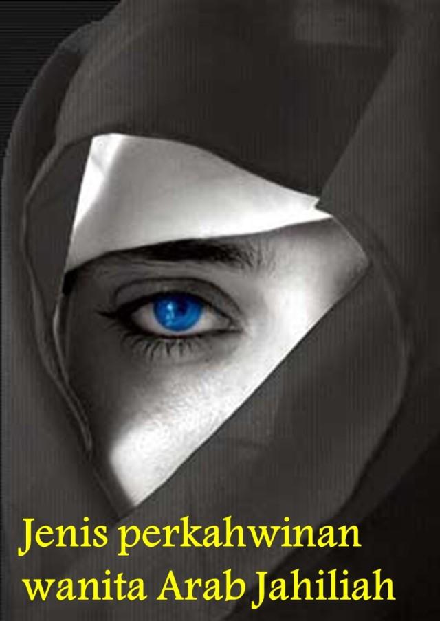 Jenis perkahwinan wanita arab jahiliah