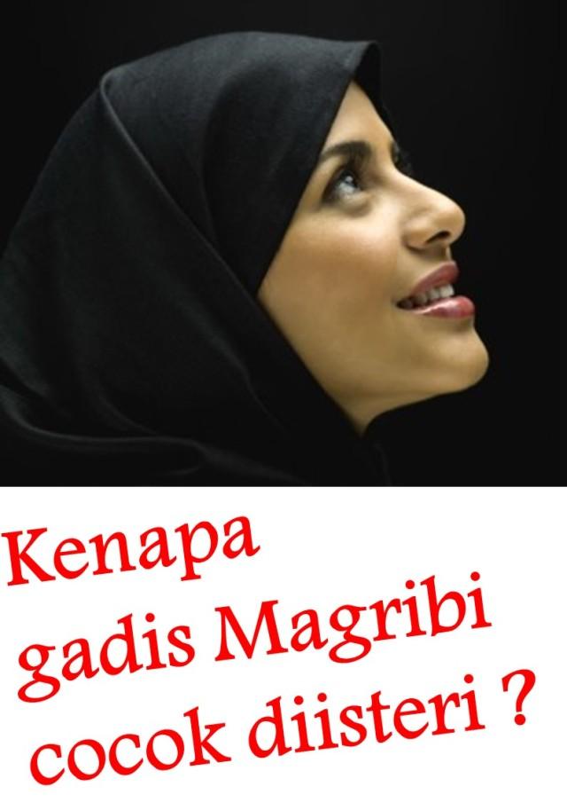 kenapa gadis Magribi