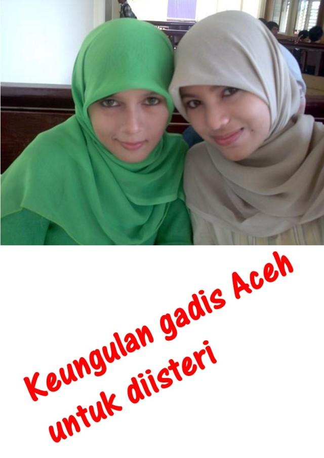 Keungulan gadis Aceh