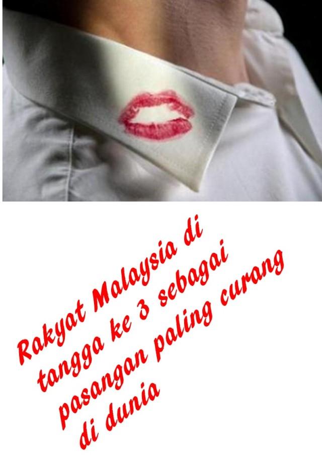 Rakyat Malaysia di tangga ke 3