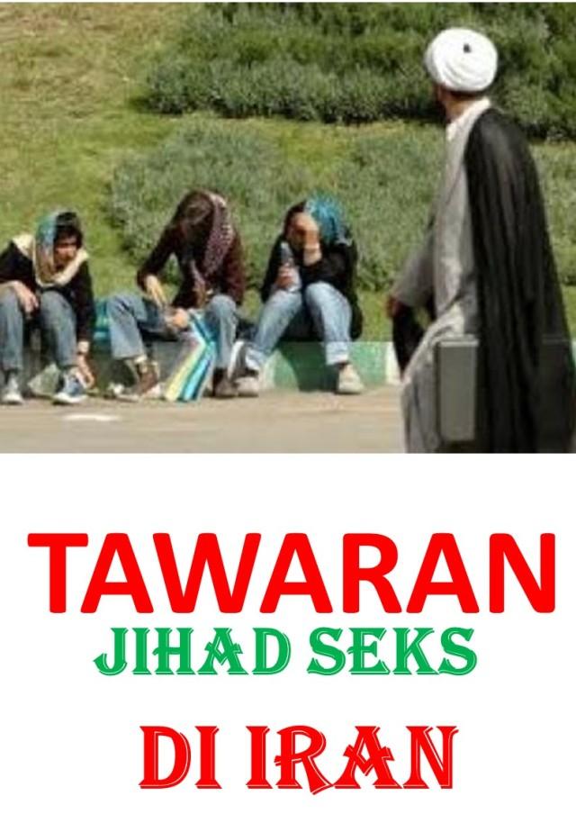Tawaran jihad seks di Iran