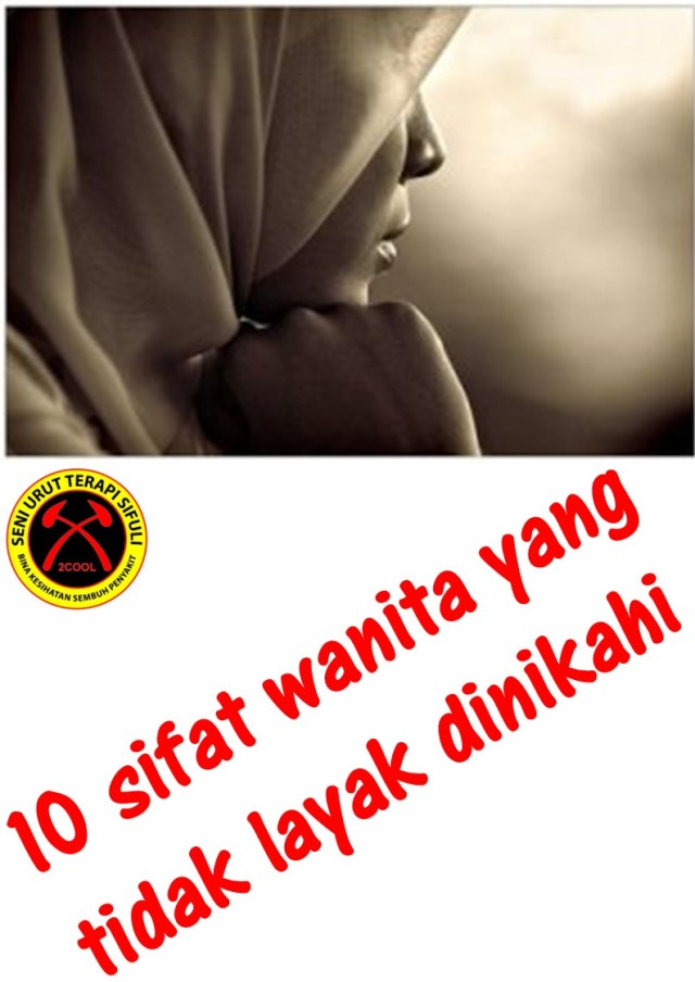10 sifat wanita yang