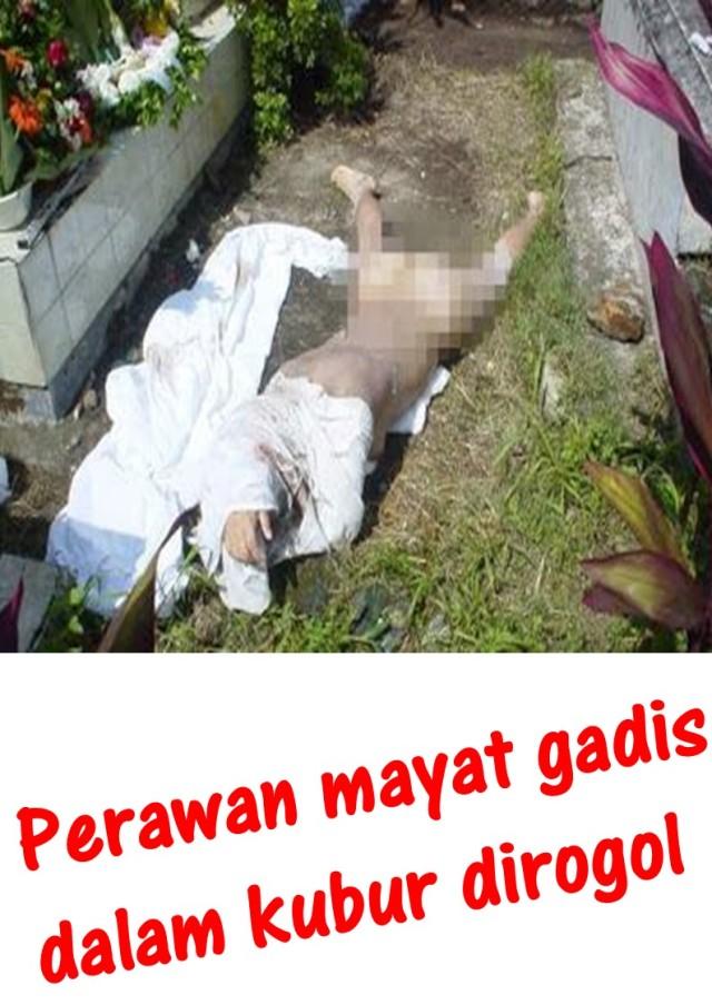 Perawan mayat gadis