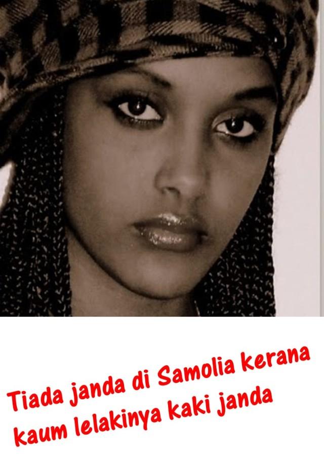 Tiada janda di Samolia kerana